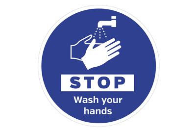 Hand Washing Signs