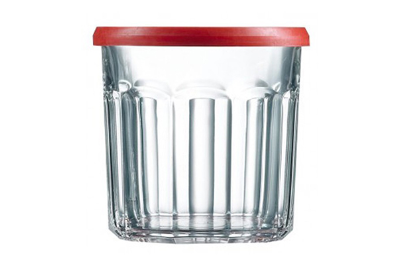 Red Top Jars
