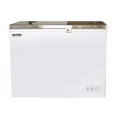 Blizzard CF450SS Stainless Steel Lid Chest Freezer (450 Litre)