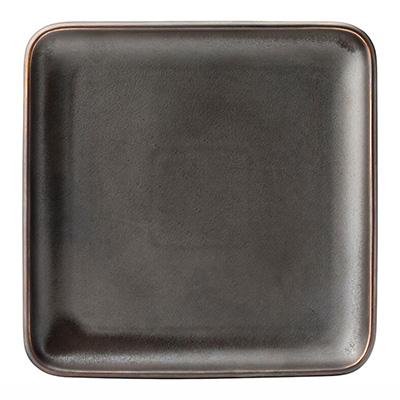 "Fondant Plate Silver 8"" (20cm)"